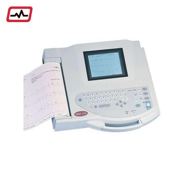 GE-MARQUETTE-MAC-1200-EKG