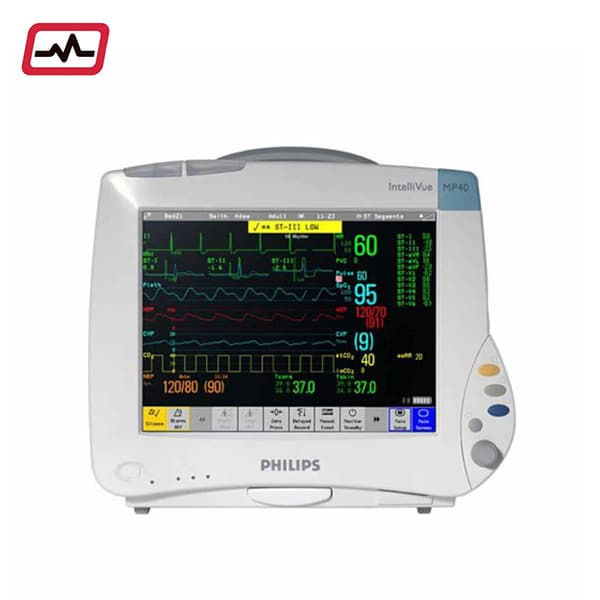 Philips IntelliVue M40 M8003A Patient Monitor 001