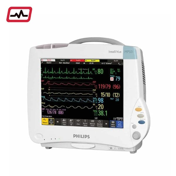 Philips MP50 IntelliVue Patient Monitor 001