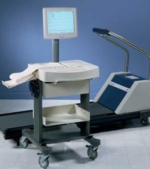 BURDICK QUEST AND TM55 TREADMILL