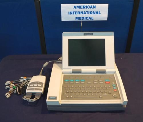 GE MAC 5000 ST