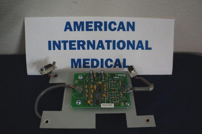 TM55 DIGITAL INTERFACE BOARD