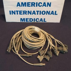 AM-4 & AM-5 PATIENT LEAD WIRES