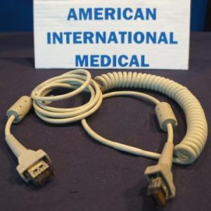 AM-4/AM-5 COILED PATIENT CABLE