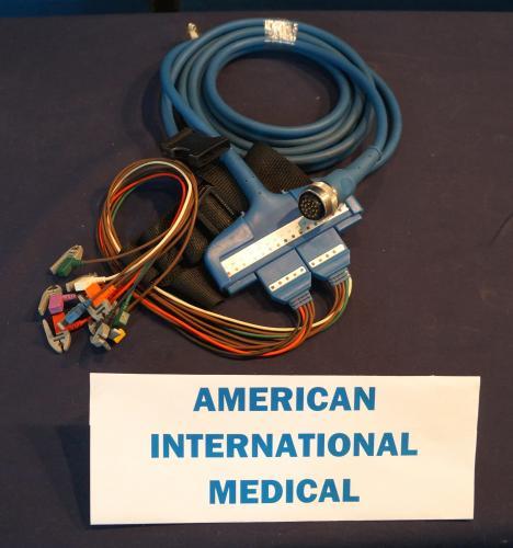 Quinton q-stress stress patient cable old style
