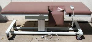 REFURBISHED ECHO EXAM BEDS